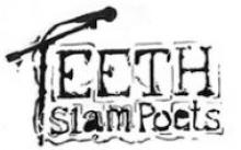 Teeth Slam Poets logo